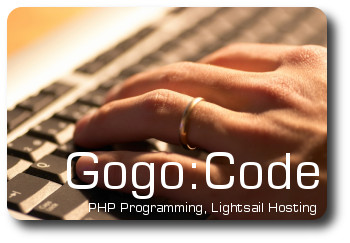 Gogo:Code, Professional PHP Programming